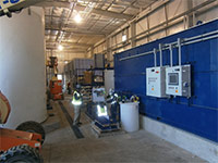 November 2013 - New Groundwater Plant - Interior Looking North